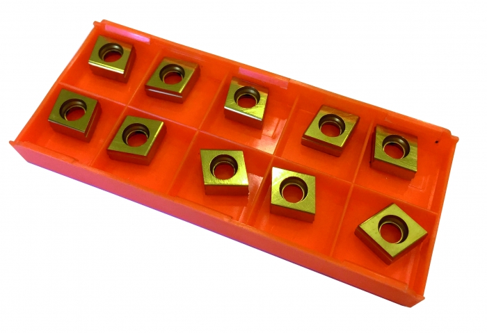 Indexable inserts, coated